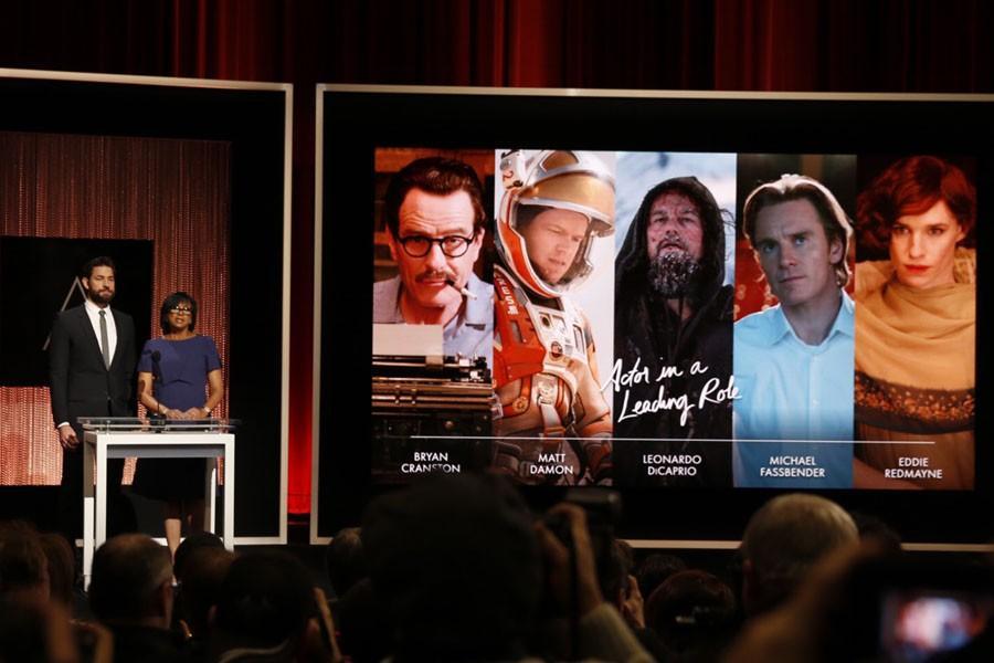 #OscarsStillSoWhite
