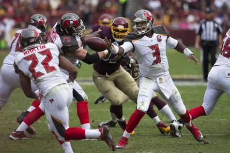 Tampa Bay Buccaneers look to make some noise