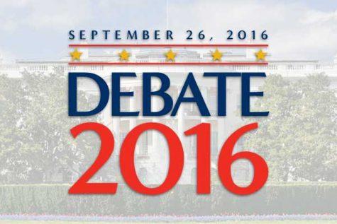Hillary Clinton and Donald Trump Debate