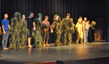 Help send PHUHS theatre students to SETC!