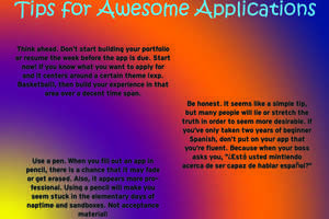 Addicted to applications? You can be too!