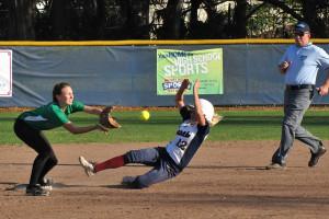 Lady Canes softball