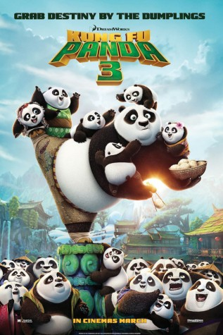 A Raving Review for Kung Fu Panda 3