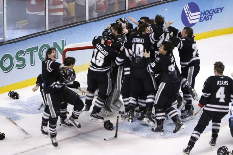 The Frozen Four Comes to Tampa