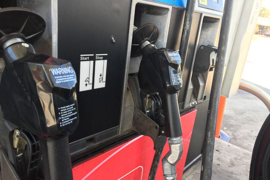 Where's My Gas?
