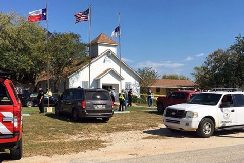 Texas Church Massacre