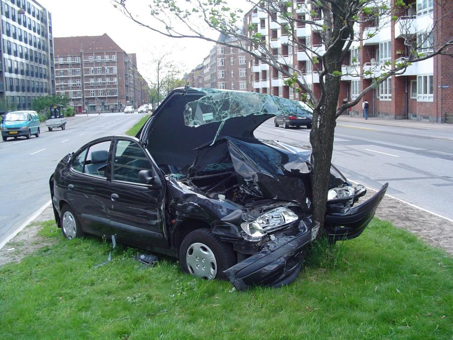 This is what could happen if you decide to text 'n' drive.