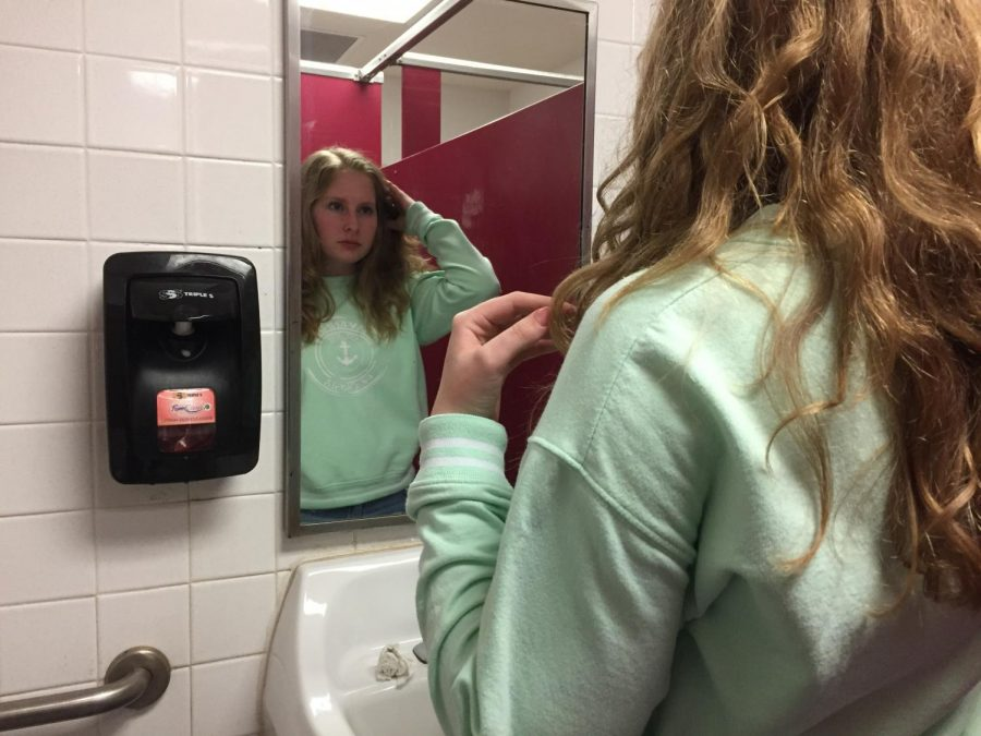 Everything wrong with the school bathrooms
