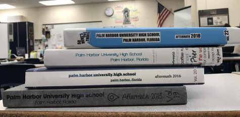 With the yearbook coming out every single year, each one being different and unique these are the school's last four.