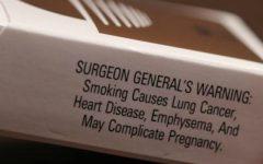 The risks of nicotine inhalation