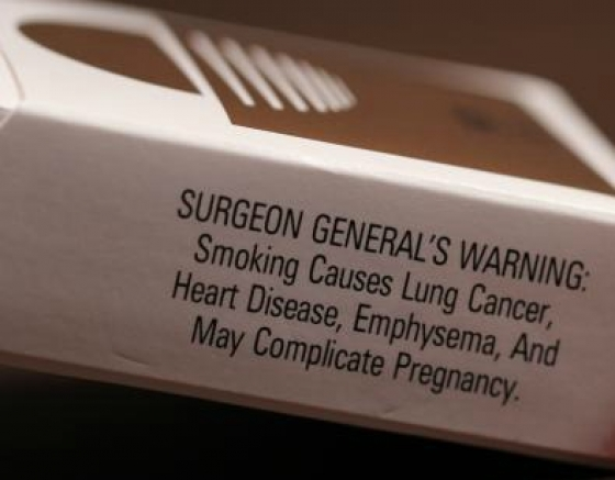 The Surgeon General's Warning is not put on the side of cigarette packs for no reason, and the warnings are best not ignored.