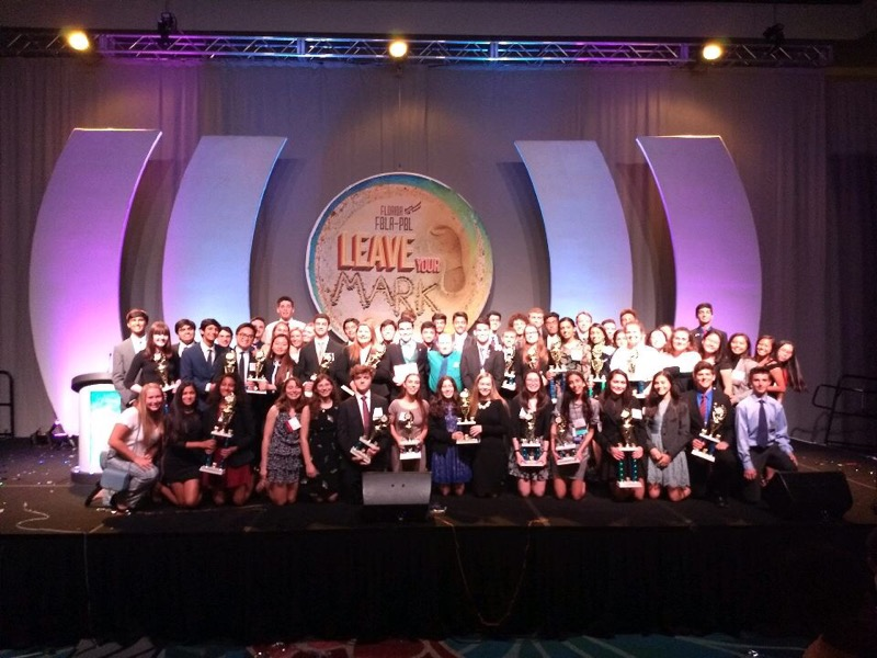In Orlando, PHUHS FBLA students take on the State Leadership Conference in March.