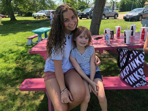 Many+students+travel+to+visit+their+family%2C+like+Hailey+Fort+%28%E2%80%9821%29.+She+went+all+the+way+to+Massachusetts+to+spend+time+with+her+family.+%E2%80%9CI+got+to+see+my+aunt+and+my+little+cousin.+We+did+little+kid+stuff%2C+went+to+the+park%2C+bounced+on+bounce+houses%2C+and+walked+along+rivers%2C%E2%80%9D+Fort+said.+Fort+had+a+great+time+seeing+her+cousin+and+getting+to+bond+with+her.+%0D%0A