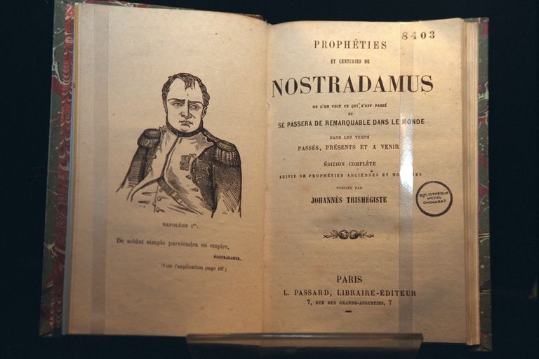 Nostradamus%27+prophesies+on+the+end+of+the+world