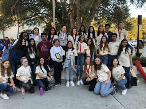 Science Olympiad competitors secure success at Regionals