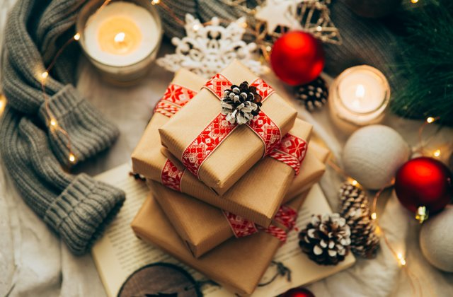 Each Christmas gift is special for each person, from the wrapping on the outside, to the contents inside. (courtesy of US News Money)